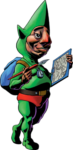 File:Tingle Artwork (Majora's Mask).png