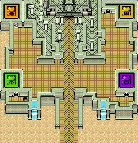 Unsunked Temple of Season