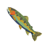 Breath of the Wild Fish (Trout) Voltfin Trout (Icon).png