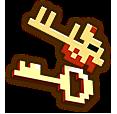 Hyrule Warriors Great Swords 8-Bit Magical Key (8-bit Great Swords)