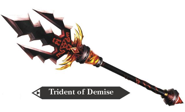 File:Hyrule Warriors Legends Trident Trident of Demise (Render).png