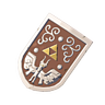 Breath of the Wild amiibo Rune Items Hero's Shield (Icon)