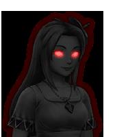 Hyrule Warriors Legends Marin Dark Marin (Dialog Box Portrait)