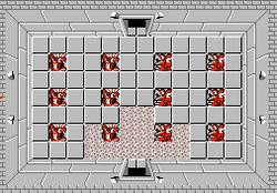 Second Quest Level 9 Entrance