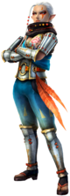 Impa Hyrule Warriors