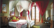 Hyrule Warriors Locations Zelda's Room (Concept Art)