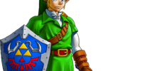 The Legend of Zelda: Ocarina of Time characters