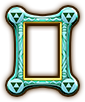 Hyrule Warriors Legends Picture Frame Frame of Sealing (Level 2 Picture Frame)