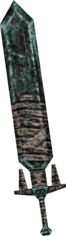File:Twilight Princess Enemy Weapons Heavy Gibdo Sword (Render).png