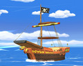 Pirate Ship (Super Smash Bros. Brawl)