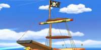Pirate Ship (Super Smash Bros.)