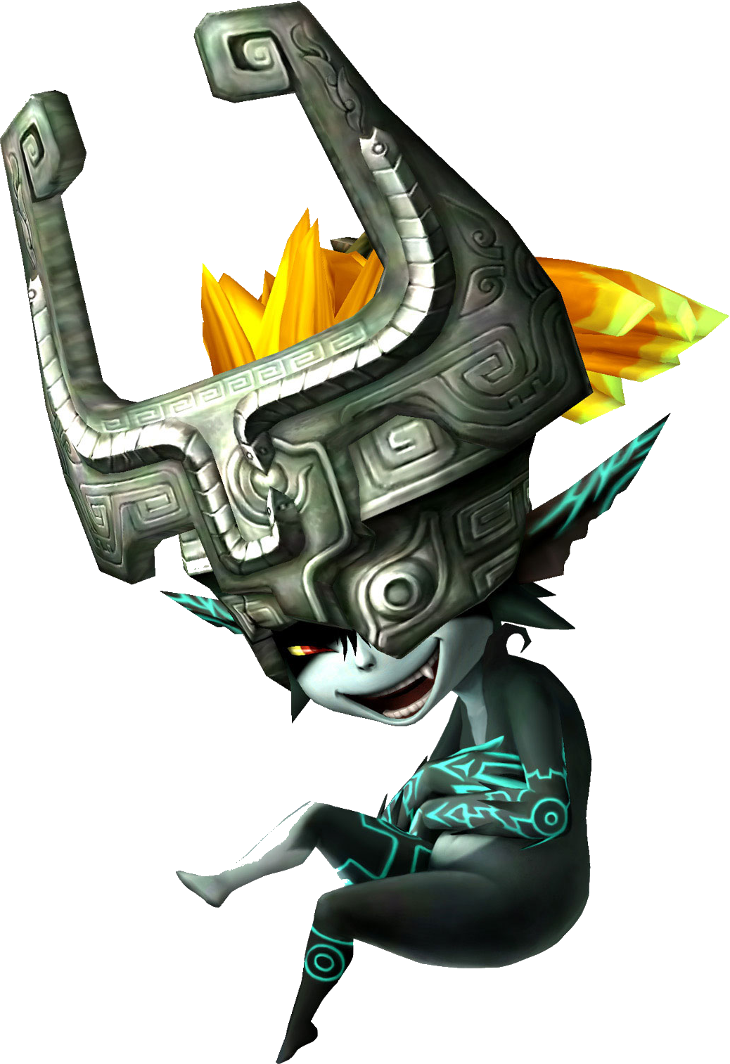 List of enemies zeldapedia fandom powered by wikia for Midna coloring pages