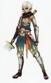 Hyrule Warriors Artwork Impa (Concept Art).png