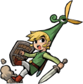 Link Artwork 5 (The Minish Cap).png