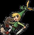 Link Artwork 5 (The Minish Cap)