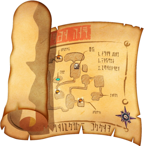 File:Dungeon Map (The Wind Waker).png