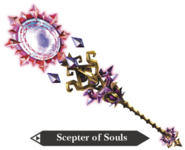 Hyrule Warriors Scepter Scepter of Souls (Render)