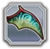 Hyrule Warriors Materials Fiery Aeralfos Wing (Silver Material drop)