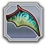 File:Hyrule Warriors Materials Fiery Aeralfos Wing (Silver Material drop).png