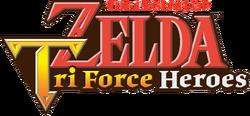 Tri Force Heroes logo