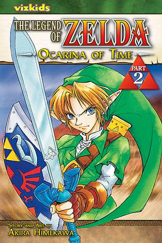 File:Ocarina of Time English Manga (Part 2).png