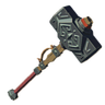 File:Breath of the Wild Hammer Iron Sledgehammer.png