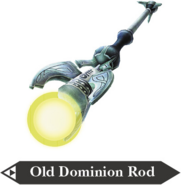 Hyrule Warriors Dominion Rod Old Dominion Rod (Render)