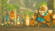 Champions (Breath of the Wild)