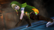 Hyrule Warriors Boots Winged Boots (Victory Cutscene)