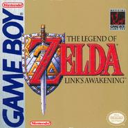 The Legend of Zelda - Link's Awakening (North America)