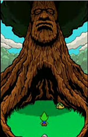 File:Great Deku Tree (Freshly-Picked Tingle's Rosy Rupeeland).png