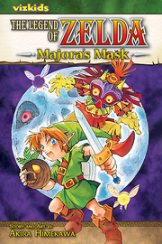 Majora's Mask English Manga