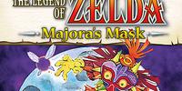 The Legend of Zelda: Majora's Mask (manga)