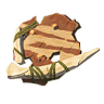 Breath of the Wild Bokoblin Shields Spiked Boko Shield (Icon).png