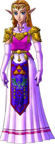 File:Adult Princess Zelda (Ocarina of Time).png