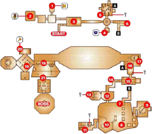 Shadow Temple Map