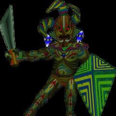 <i>Masked Jungle Warrior:</i> <a href=