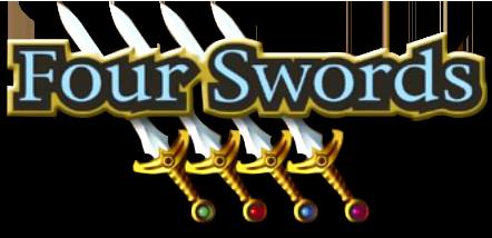 File:The Legend of Zelda - Four Swords (logo).png