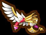 Hyrule Warriors Legends Cutlass Regal Cutlass & Pistol (Level 3 Cutlass)