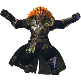 Hyrule Warriors Ganondorf Standard Armor (Demise Recolor - Twilight DLC)