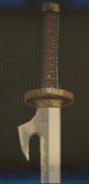 Breath of the Wild Sheikah Shortsword Eightfold Blade (Sheikah Emblem)