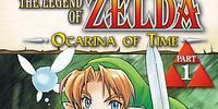 The Legend of Zelda: Ocarina of Time (manga)