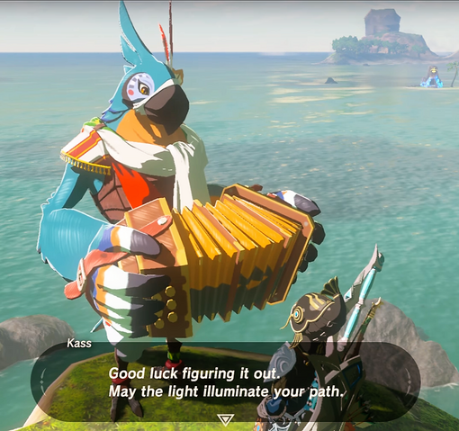 File:Kass Hero (Breath of the Wild).png