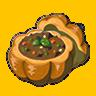 Breath of the Wild Food Dish (Pumpkin) Meat-Stuffed Pumpkin (Icon).png
