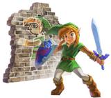 Link Artwork 2 (A Link Between Worlds)