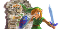 The Legend of Zelda: A Link Between Worlds characters