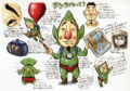 Majora's Mask Artwork Tingle (Concept Art).png