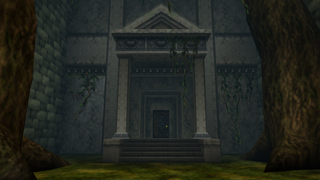 File:Forest Temple Entrance Hall (Ocarina of Time).png