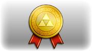 Medal Gold - HW