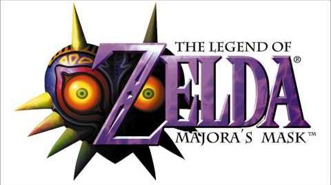 The Legend of Zelda - Majora's Mask - Complete Soundtrack-0